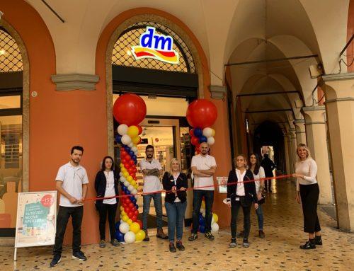 Inaugurato il terzo punto vendita dm a Bologna