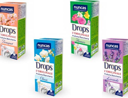 Nuncas: nuovo pack green per la linea Drops
